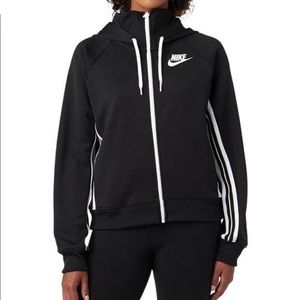 Nike Retro Tracksuit Poly Knit Zip-Up Hoodie
